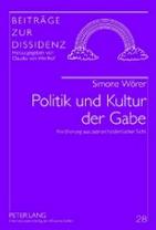 Politik und Kultur der Gabe
